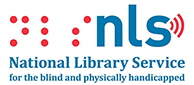 National Library Service for the Blind and Physically Handicapped logo